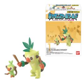 Pokémon Scale World Bandai Galar Inteleon