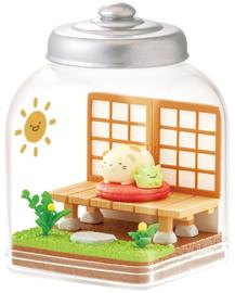 San-x en Sanrio Terrarium
