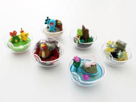 Pokémon Terrarium collectie 6 Entei