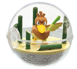 Pokémon Terrarium collectie 7 Farfetch'd