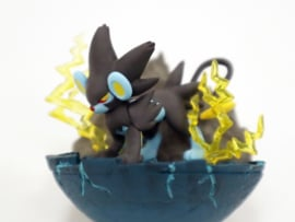 Pokémon Terrarium collectie 9 Luxray