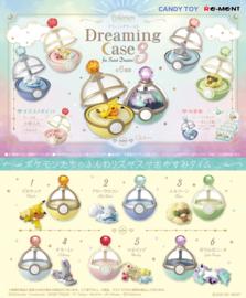 Pokémon Dreaming case 3 hele set