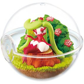 Pokemon Sun & Moon Terrarium Collectie ex - Alola versie 2 Tsareena