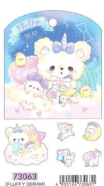Fluffy Dream Crux stickerzakje
