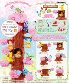 Pokémon Forest 4 Hanabira no Mai Hele set