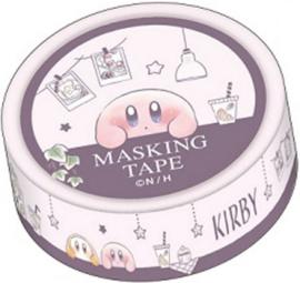 Kirby washi tape