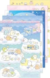 Sumikko Gurashi Starry Sky memoblok groot