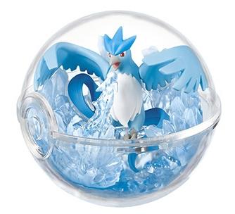 Pokémon Terrarium collectie 2 Articuno