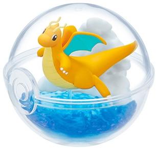 Pokémon Terrarium collectie 9 Dragonite