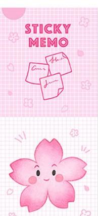 Sticky Notes Sakura