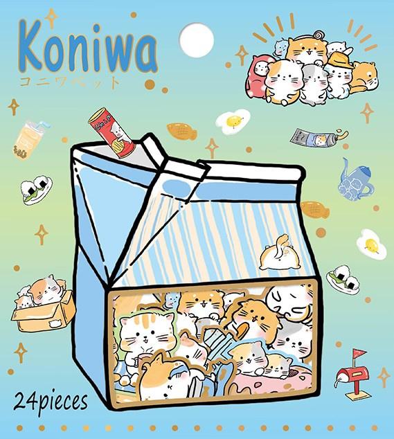 Hamster Friends stickerzakje