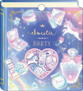 Sweetie party stickerzakje