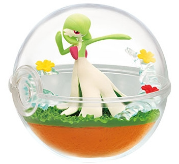 Pokémon Terrarium collectie 7 Gardevoir