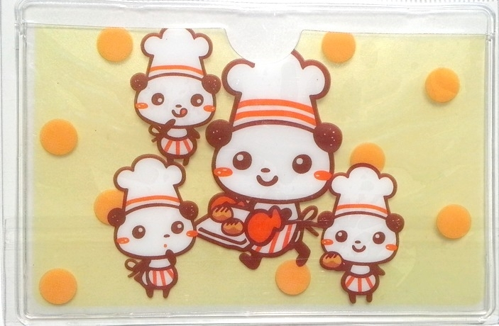 Pashoesje Panda Chef