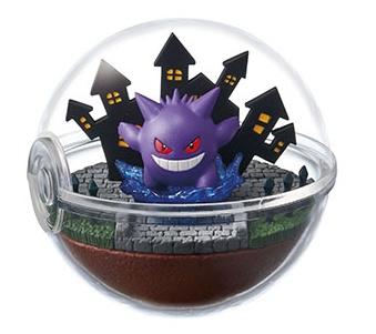 Pokémon Terrarium collectie 4 Gengar