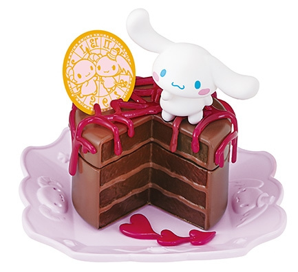 Cinnamoroll Sweets Collectie 8 Berry & Cherry