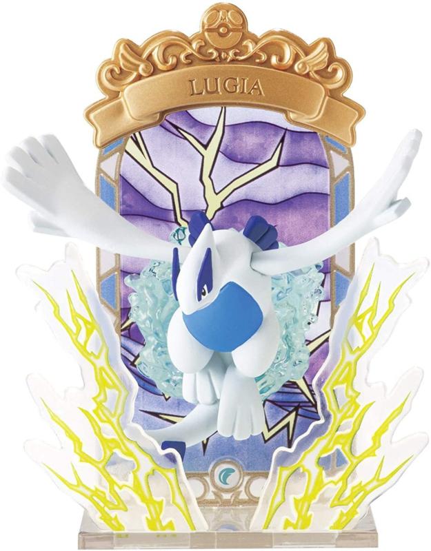 Pokémon stained glass Lugia