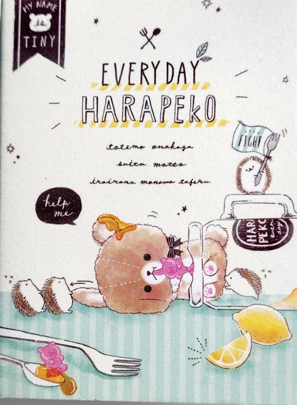 Harapeko Everyday Memoblok