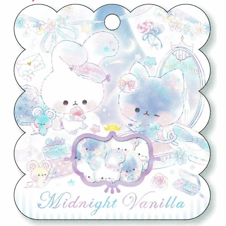 Stickerzakje Midnight Vanilla