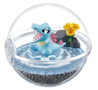 Pokémon Terrarium collectie 4 Totodile
