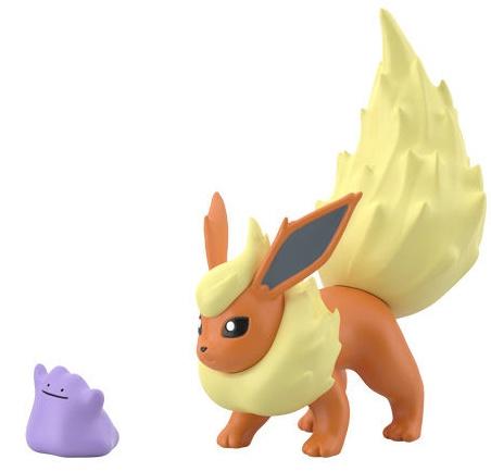 Pokémon Scale World Kanto 2 Ditto & Flareon