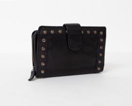 Bag2Bag La Fe Zwart | Limited Edition Portemonnee
