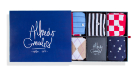 Alfredo Gonzales The Rocket 5-Pack Giftbox