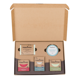 HappySoaps Verzorgings Giftbox - Herbs & Spices Large