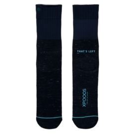 XPooos Essential Bamboo Sokken Marine Blauw 67002