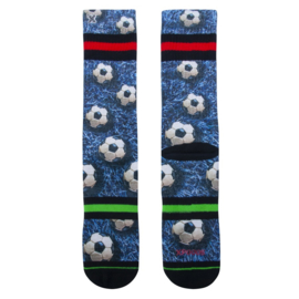 Xpooos Socks Soccer Field 60195