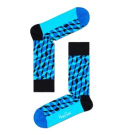 Happy Socks Square Optic Sock