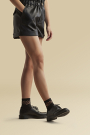 Marcmarcs Dames Sneakersokje | Sisla Zwart