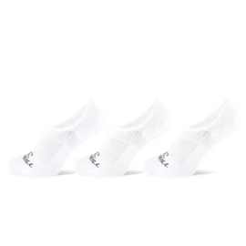 O'Neill Footies No Show Sneaker Sokken | 6-Pack Wit, 710003