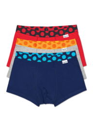 Happy Socks 3-Pack Pop Trunk II Boxershort