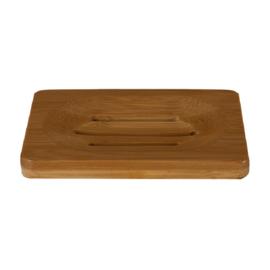 HappySoaps Zeep Houder van Bamboe voor twee Shampoo Bars en Zeep