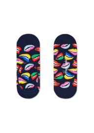 Happy Socks Liner | Sneakersock | Lips