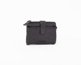 Bag2Bag | Limited Edition Kleine Wallet | Lioni Black