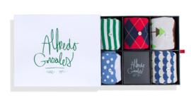 Alfredo Gonzales The Holiday 5-Pack Giftbox