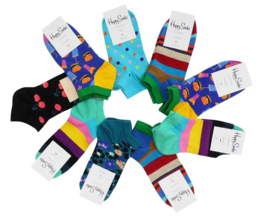 Happy Socks 6-Pack Low Socks Verrassingspakket