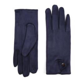 Dames handschoenen Navy voor Touch Screen