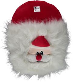 HomeSocks Christmas Giant Home Slippers Kerstman