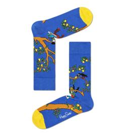 Happy Socks Pippi Langkous Pear Tree Sock
