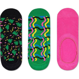 Happy Socks Liner Socks Sketch 3-Pack