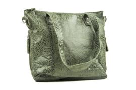 Bag2Bag Shopper Jersey Green