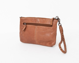 Bag2Bag Rubia Limited Schoudertasje | Crossbody | Clutch | Brown