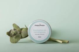 HappySoaps Natuurlijke Deodorant – Eucalyptus en Lemongrass