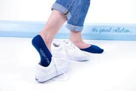 Alfredo Gonzales Liner Sock, Pencil Blauw