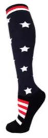 Compressie kousen   Steunkousen American Stars