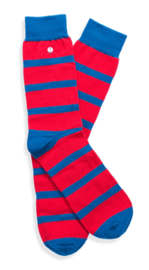 Alfredo Gonzales Stripes Red/Blue