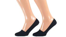 Sarlini invisible sneakersok | 2-pack | Donkerblauw | Maat 36/41